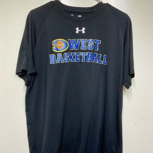 Men's Large Under Armour Downington Whippets T